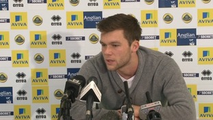 Jonny Howson believes that Norwich City can cause an upset against Liverpool.