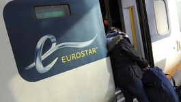 Govt to sell 40% Eurostar stake