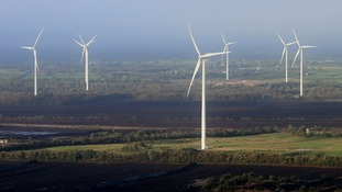 There will be a shift in Government subsidies for renewable energy away from onshore wind turbines