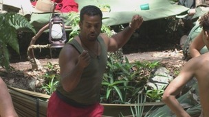 Alfonso Ribeiro: 'Throw the arms'