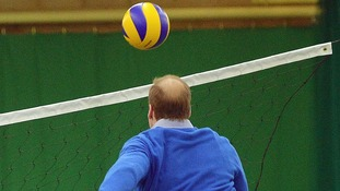 Volleyball boy left 'feeling sorry' for Prince William