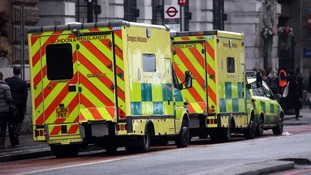 Ambulance services reveal worsening response times.