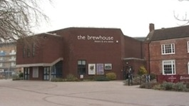 First show at Brewhouse Theatre