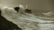 Gales and flood warnings across UK: Latest updates
