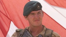 Sergeant Alexander Blackman has been named as Marine A.