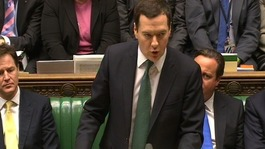 Osborne: Growth figures 'significantly up'