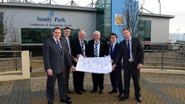Green light for Sandy Park works