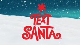 Text Santa 2013