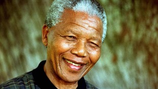 Nelson Mandela passed away on 5th December 2013 at the age of 95.