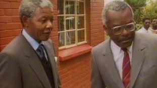Sir Trevor McDonald reflects on historic Mandela interview