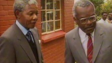 Sir Trevor McDonald on his historic Mandela interview