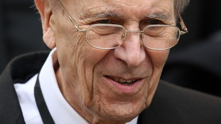 Former Conservative Party chairman Lord Tebbit.