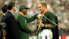 Nelson Mandela and the power of sporting victory