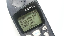 A Nokia handset from 2000