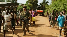 $60m US defence aid to Central African Republic
