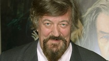 Stephen Fry voted nation's ideal holiday companion