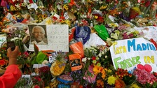 Day of 'prayer and reflection' in South Africa for Mandela