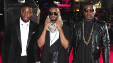 End of the road for Rough Copy as they leave X Factor