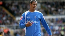 Former Birmingham striker arrested in 'spot-fixing' probe