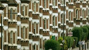 A London terrace
