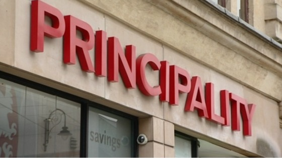 Principality building society