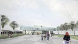 Cambridge railway station plans