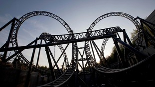 Alton Towers was one of the top UK places to check in on Facebook this year.