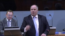 ANDREW RT DAVIES AT FIRST MINISTER'S QUESTIONS