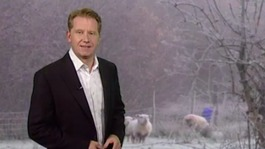 Simon's forecast for frost & fog