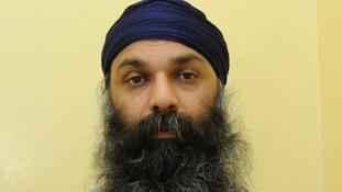 Barjinder Singh Sangha