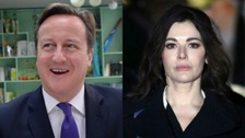 Cameron: I'm on Team Nigella