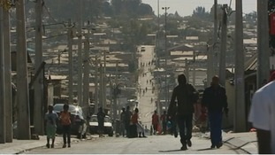 The stains of apartheid remain in Alexandra.