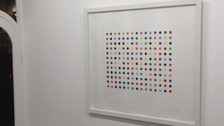 Damien Hirst works of art stolen from gallery
