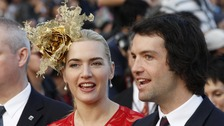 Kate Winslet and husband Ned Rocknroll in 2012