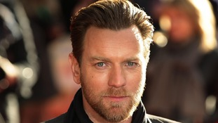 Actor Ewan McGregor.