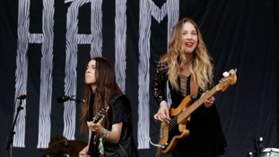 "'HAIM"" have also been confirmed in the line-up."