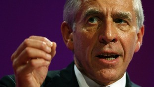 Former home secretary Jack Straw