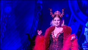Jennifer Ellison stars as the wicked step mother.