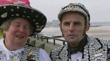 Funeral being held for Pearly King