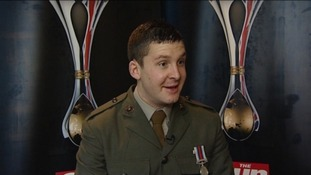 "West's military celebrated at ""The Millies"""