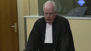 Prosecutor Dermot Groome