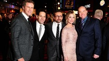 News team assembles for Anchorman 2 premiere