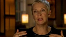 Annie Lennox speaks out over sexualised music videos