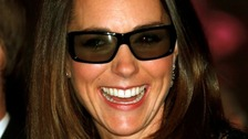 Duchess wears 3D glasses at Attenborough film screening