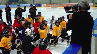 Nottingham's ice hockey stars of the future