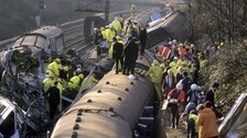 25 year Anniversary of the Clapham Junction train crash
