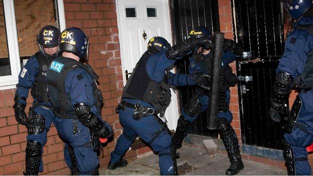 Bolton drugs raids - ITV News