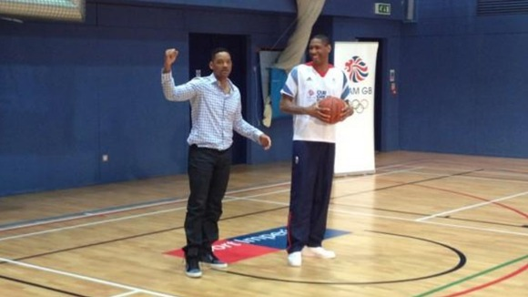 Will Smith Team GB