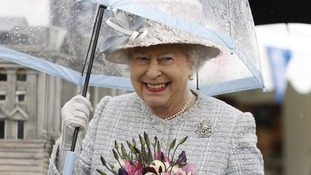 Royals visit North West on Diamond Jubilee tour