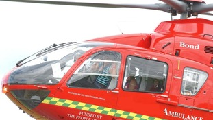 Bond Air Services operate many helicopters on behalf of emergency services in the UK